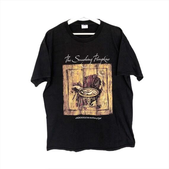 Vtg 00s Zwan Band Tshirt Billy Corgan Smashing Pumpkins Slint Chavez A Perfect Circle