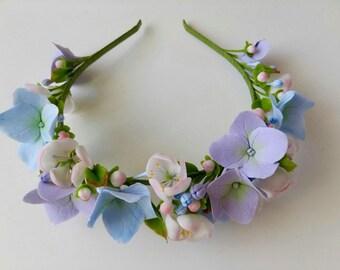 Headbands with flowers!