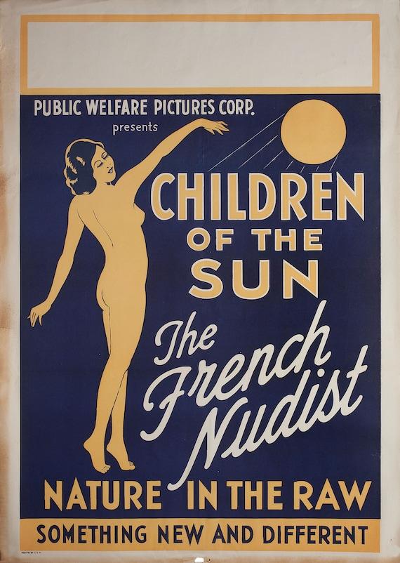 fkk franzosisch vintage