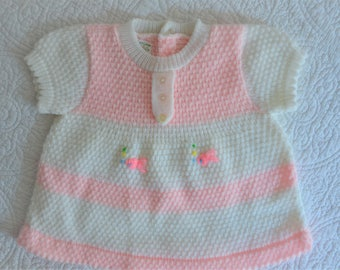 832a1521c Vintage Baby Girls  Sweaters