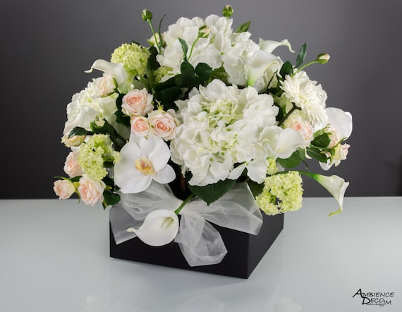 Artificial Flowers Real Touch Silk Flowers Wedding