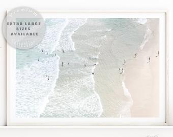 Beach Photography Prints, Extra Large Wall Art Prints, Downloadable Prints, Coastal Prints, Printable Wall Art, Digital Print, Beach Decor