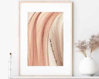 Abstract Wall Art, Abstract Art Print, Large Wall Art Prints, Downloadable Prints, Digital Print, Printable Wall Art, Boho Wall Art