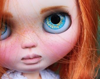 Custom Blythe Doll Apple. Blythe for adoption.