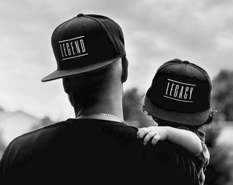 f5b38b386a438 Father son matching hats