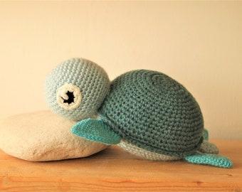 Handcrafted crochet Turtle