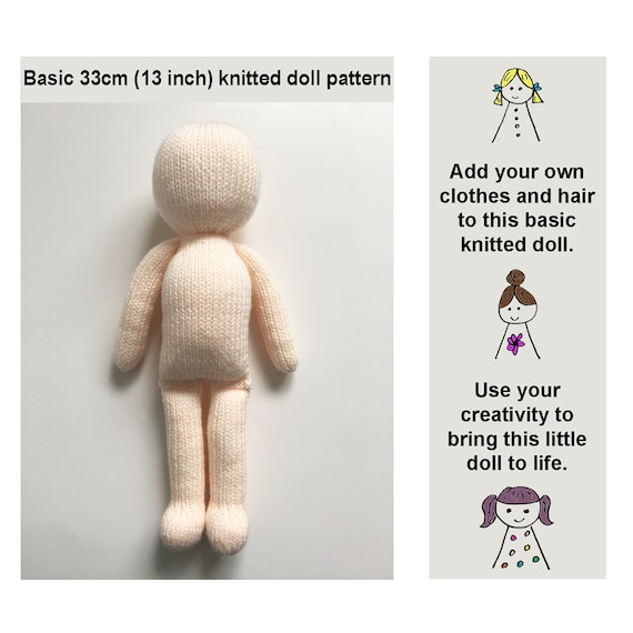 The Most Beautiful Amigurumi Doll Free Crochet Patterns ... | 570x570