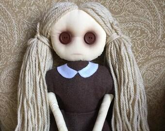 """Creepy doll """"Greta"""""""