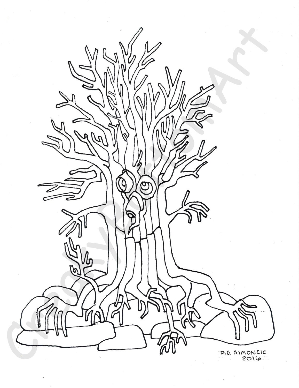 Family Tree 1 Add This Whimsical Tree To Your Family Décor Hang