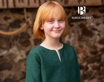 Burgschneider Children's Viking Medieval Cotton Tunic Eriksson