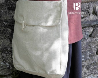 Burgschneider Medieval Viking Cotton Bag Ehwaz