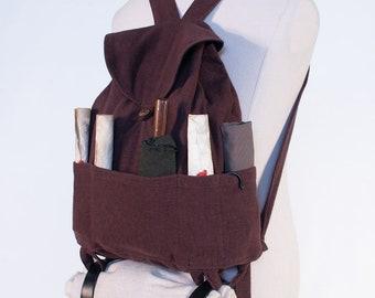 Burgschneider Medieval Viking Backpack Capsus Cotton