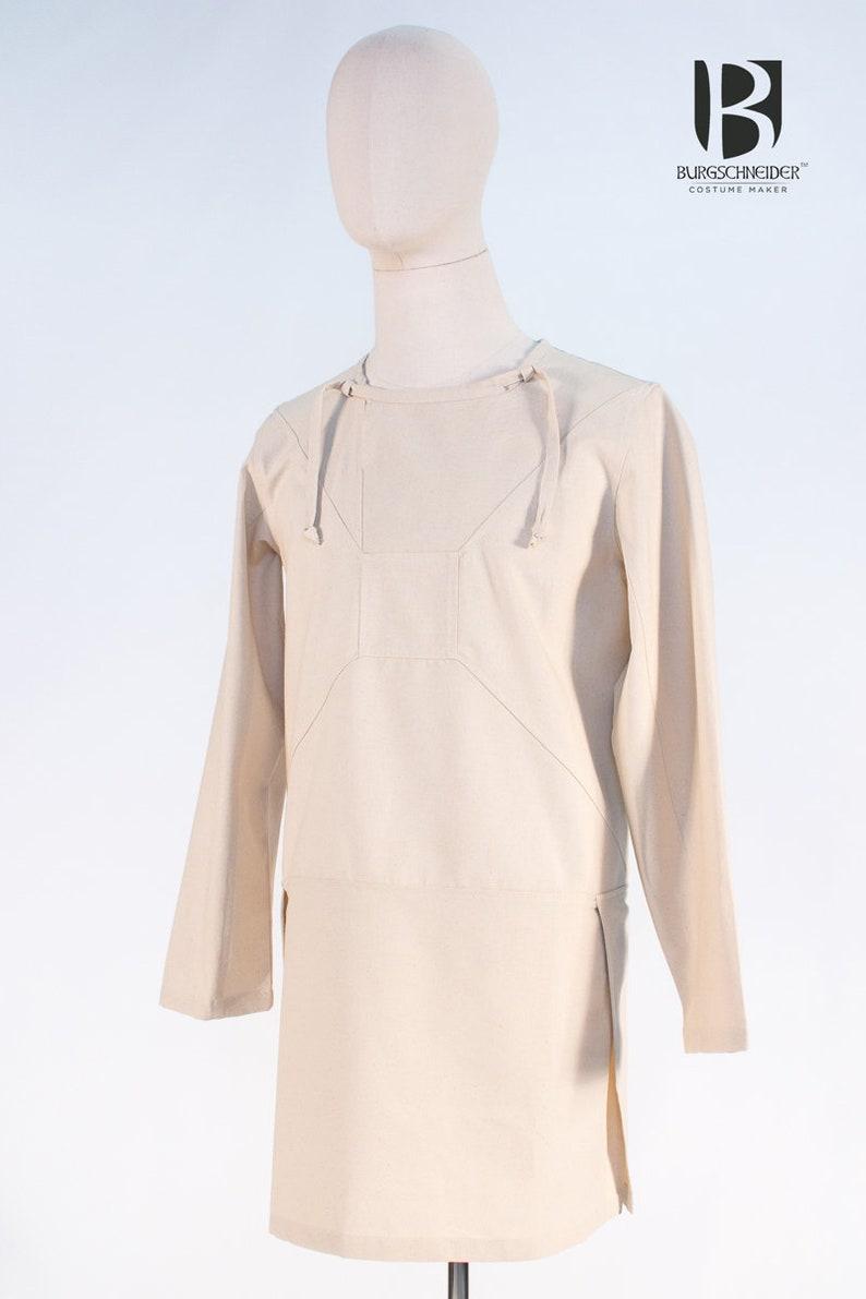 240b15f20095e Burgschneider Viborgshirt Olaf - A Medieval Viking Viborg Shirt made of  100% cotton