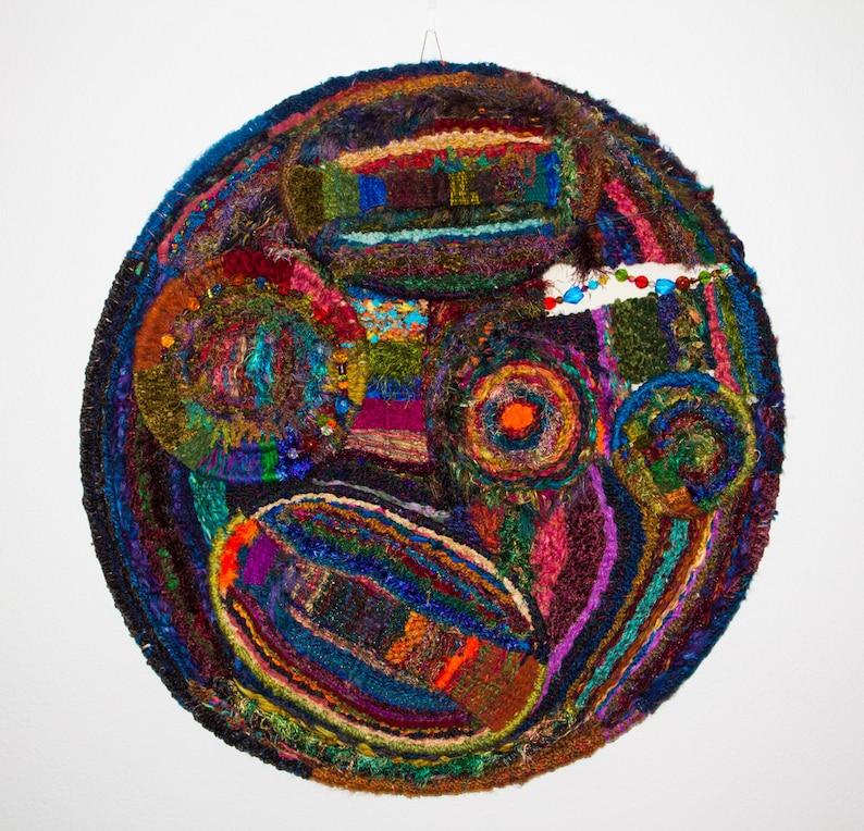 Imaging Time  36 Hoop Weaving image 0