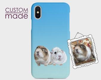 Guinea Pigs in Blue Samsung S10 Case