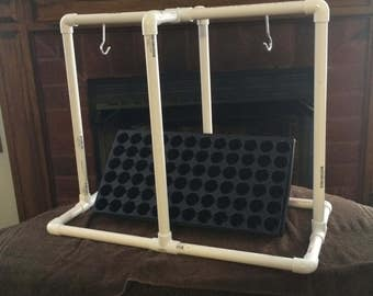 Table Top Greenhouse with Growlight Frame