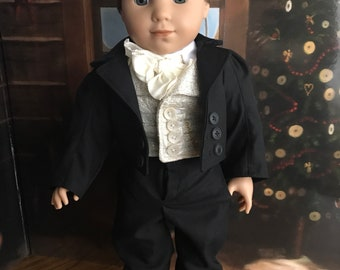 Victorian Era Boys Suit Custom Order