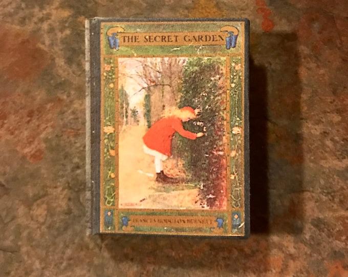 The Secret Garden doll sized mini book for American Girl Dolls 1:3 Scale