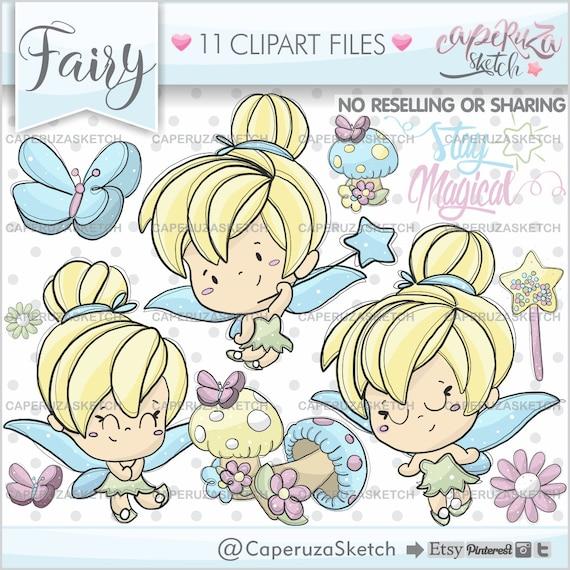 Fee Clipart Fee Grafiken Frühling Fairy Clipart Frühling Etsy