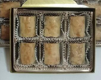 Baklava - 6-piece box