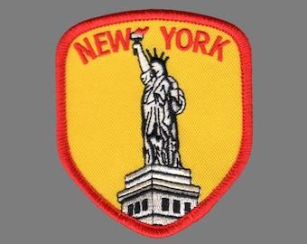 Statue of Liberty New York City Souvenir Patch