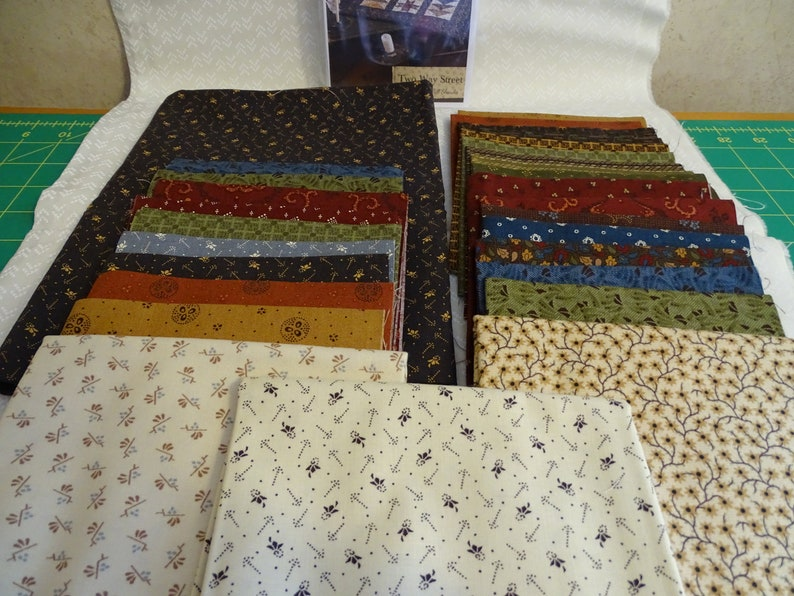 Two Way Street Quilt Kit 18x14