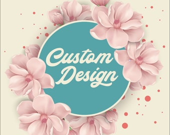 Zzz --- Custom Design Fee