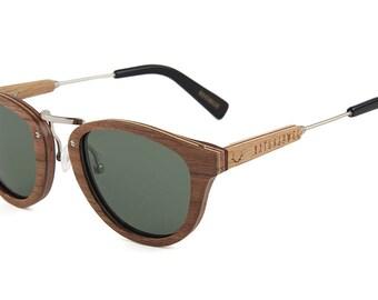 86228589869f Special handmade polarized skateboard wooden sunglasses glasses eyewear  black polarized unisex UV 400 lens from the german brand NATURJUWEL