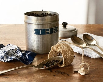 Ready to ship: tea bag, tea filter, crochet, organic hemp, mom's day