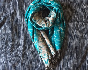 Blanket Scarves & Throws