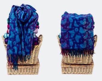 Vegan shawl | Etsy