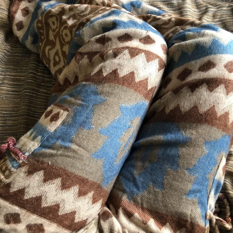 Natasha  Baggy Blanket Pants Warm and Comfortable One Size image 0