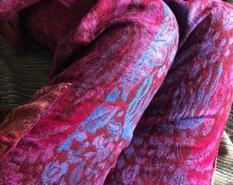 Natasha - Warm Baggy Blanket Pants, One Size