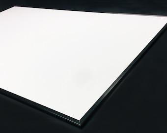 Nobo Magnetic EuroPlus Steel Board - 1831x1220mm - Black
