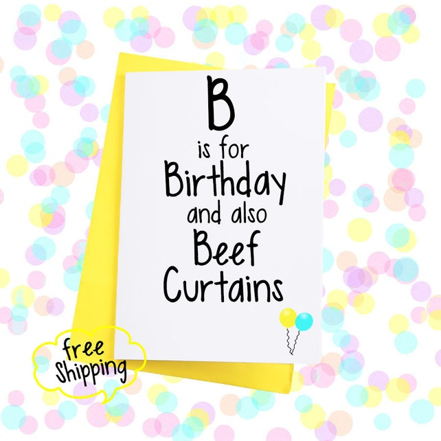 Personalised Insult Birthday Card Insulting