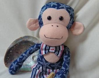 Jack seafaring monkey