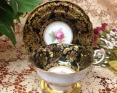 Paragon Teacup Cup and Saucer Fine Bone China Double Warrant A1086 Paragon
