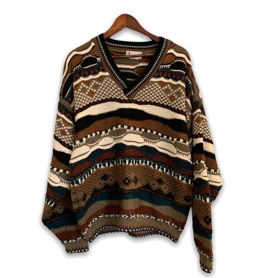 Dad Sweater | COOGI Inspired | Oversized Sweater |