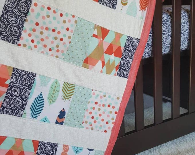 Peace- Handmade Quilt