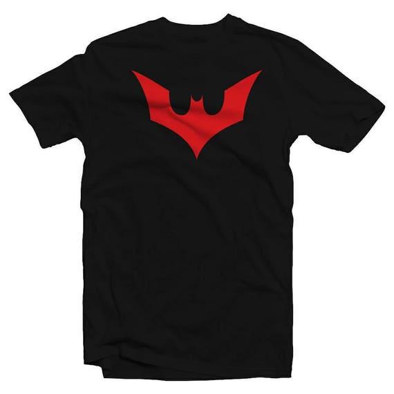 Spider Logo T Shirt Cool super hero Gift Present Top Man S M L XL XXL