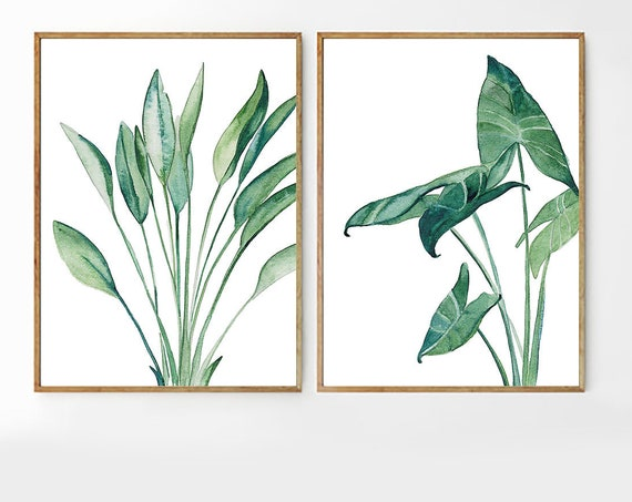set of 2, set of 2 prints, big wall pictures, 2 piece wall art, 2 prints, art prints, paint set, modern art prints, painting prints