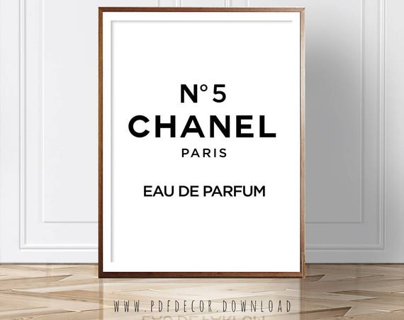 Chanel Print, Art Print, Fashion Art Print, Chanel Print, Large Wall Art, CHANEL Wall Art, Black White Poster, Chanel, Fashion Print, Prints