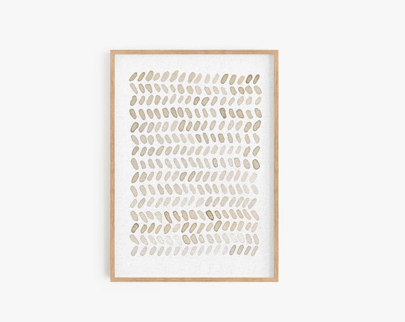 Abstract Painting,  Abstract Art, Abstract Art Print, Modern Art, Wall Art,  Minimal Art, Watercolor, Rustic Decor, Prints, Digital Prints