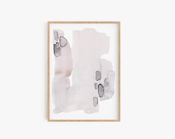 Pastel Print, Pastel Wall Art, Contemporary Art, Abstract Prints, Abstract Art, Watercolor, Pastel Decor, Digital Download, Modern Art, Art