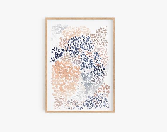 Watercolor Print, Watercolor Art, Contemporary Art, Digital Prints, Art Prints, Digital Download, Abstract Prints, Abstract Art, Modern Art