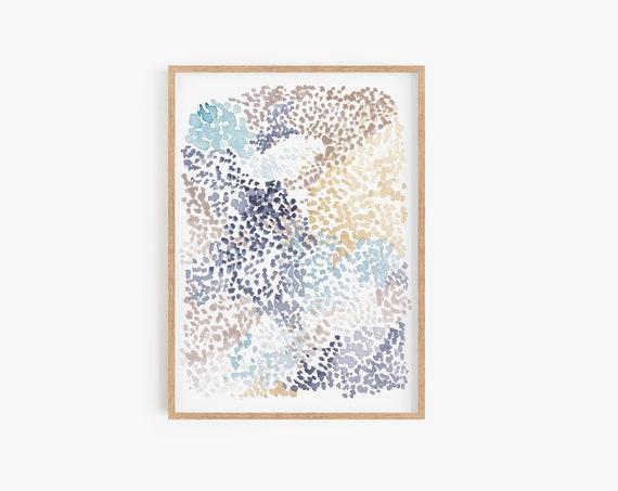 Abstract print, Abstract Art Printable, Watercolor Art, Watercolor Print, Contemporary Art, Color Print, Digital Download, Art Print, Prints