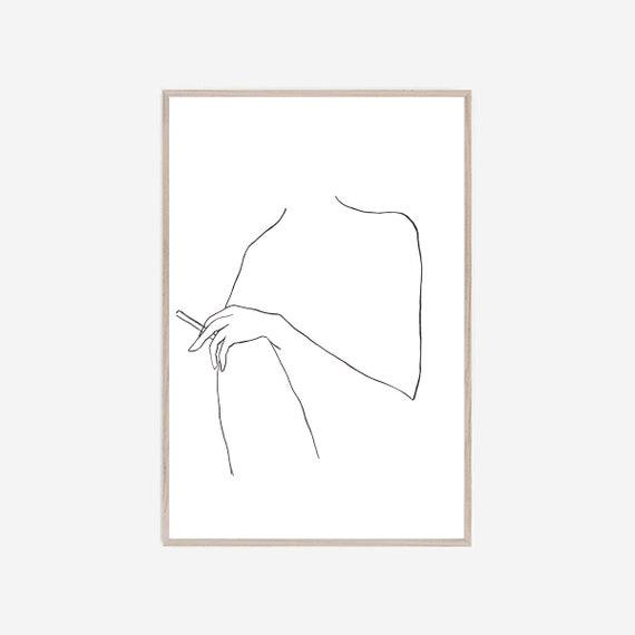 Silhouette Print, Silhouette Poster, Minimalist Art, Minimalist Print, Graphic Art, Modern Art, Home Decor, Digital Prints, Art Prints, Art