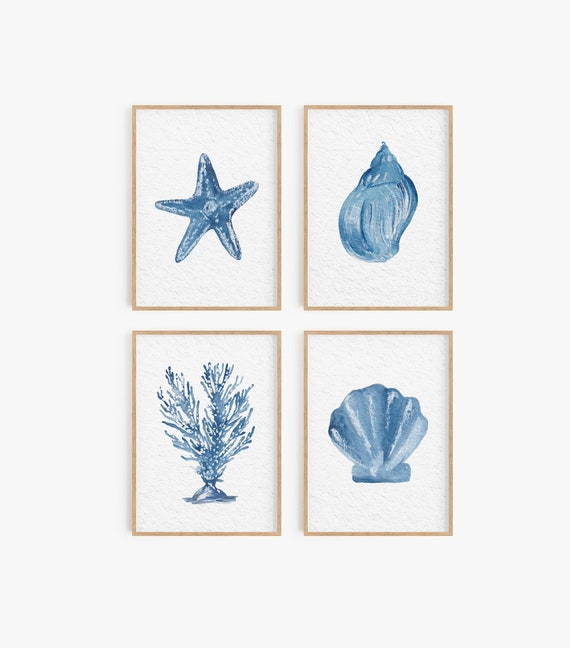 Set of 4 Prints,Prints,Set of 4 wall art,Set of 4 minimalist prints,Lavender print,Black  white prints,Minimalist wall Art,Botanical print