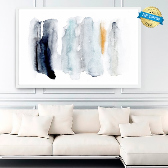 Abstract poster Art decor. Watercolor poster for Home Decor. Semi-gloss photo paper poster size prints
