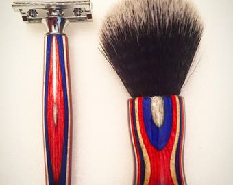 Americana Shave Set